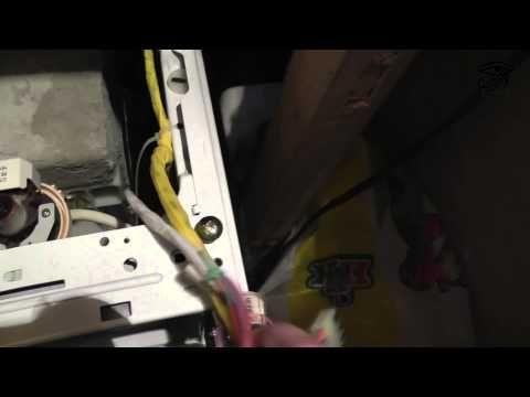 Ошибка АЕ, АС в стиральной машине Samsung