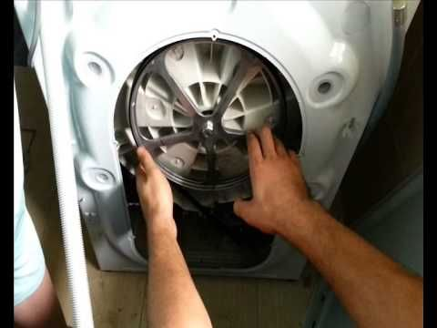 Ошибка FE, FC в стиральной машине Samsung