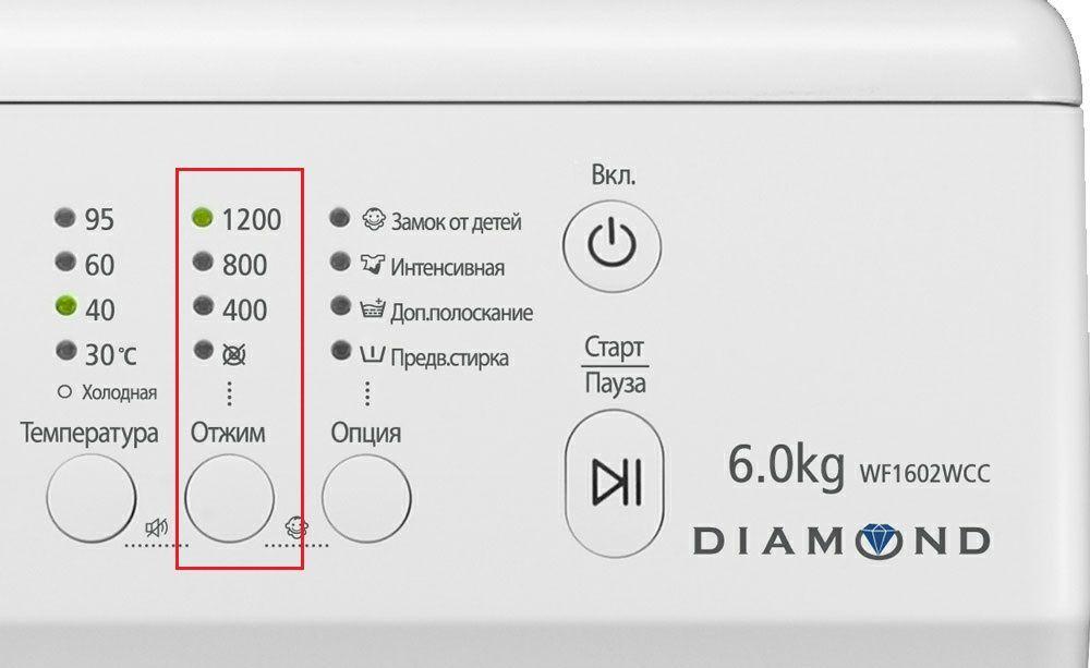 Ошибка tE, tC, EC в стиральной машине Samsung