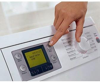 Как сбросить программу на стиральной машине
