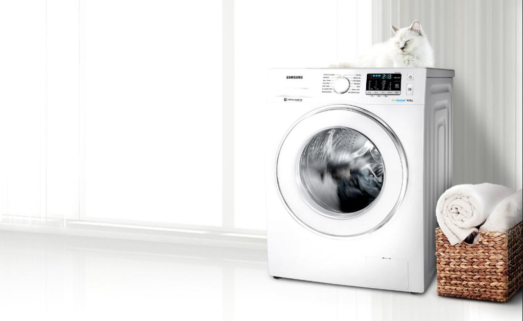 Размеры стиральных машин с фронтальной загрузкой