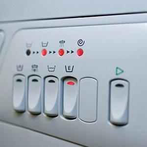 На стиральной машине западают кнопки