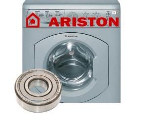 Как заменить подшипник на стиральной машине Аристон