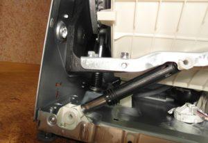 Как отремонтировать амортизаторы в стиральной машине