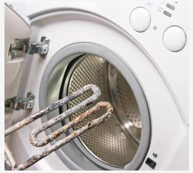 Как заменить ТЭН в стиральной машине Бош