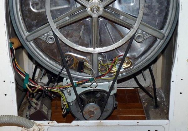 Как заменить шкив стиральной машины