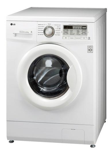 Как разобрать стиральную машину LG