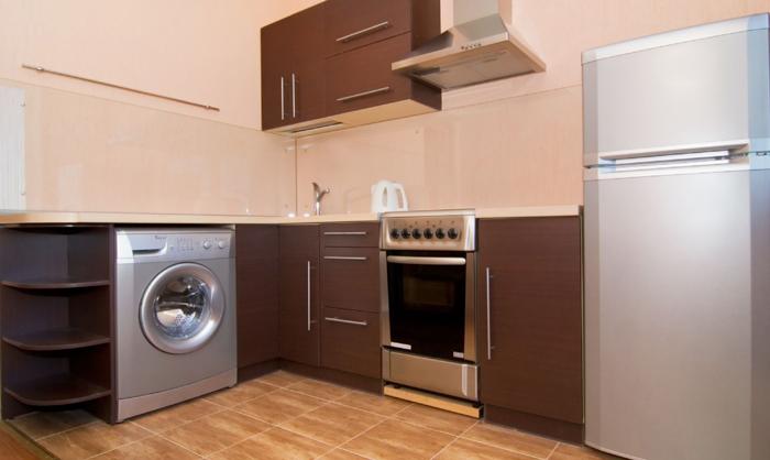 Как выбрать мебель для стиральной машины