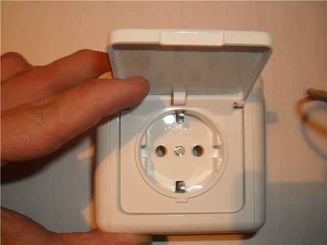 Как правильно подключить машину к электросети
