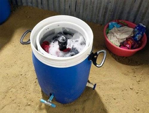 Как переделать стиральную машину в ручную