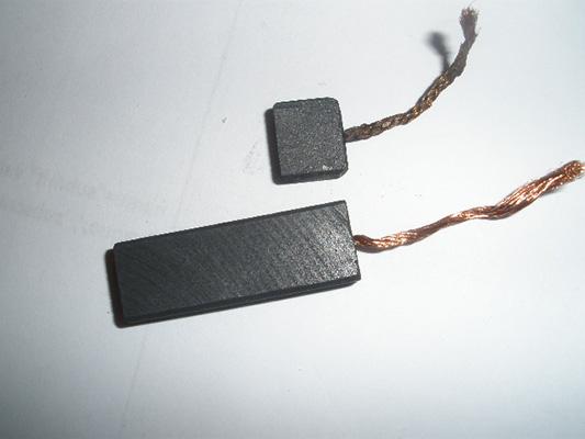 Проверка электрощеток