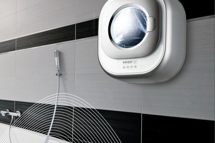 Компактные машинки на пару-тройку килограммов подойдут даже для самых маленьких ванн.