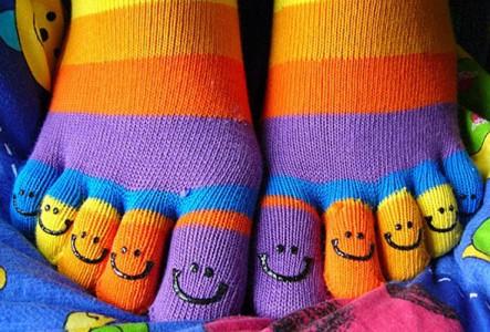 Правила стирки носков: режимы и температура