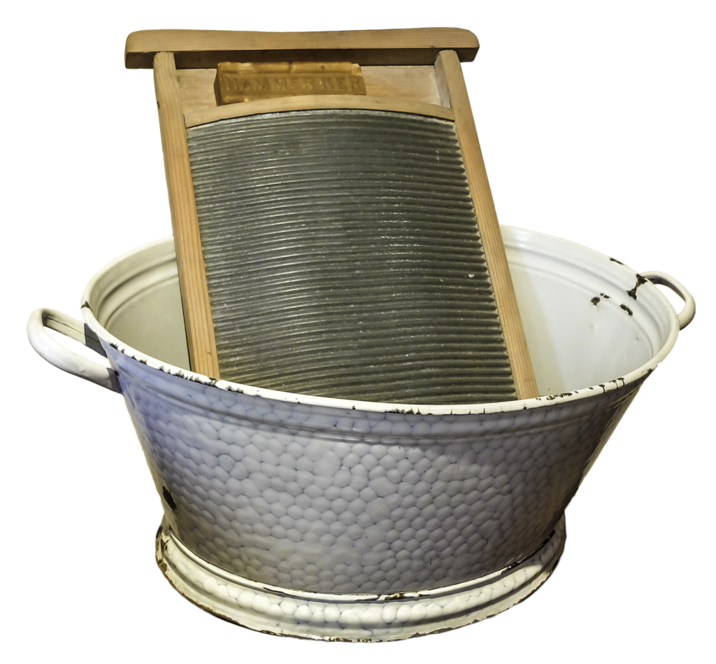 История создания стиральной машины