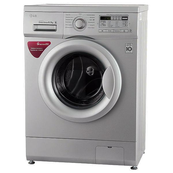 Особенности стиральных машин марки LG