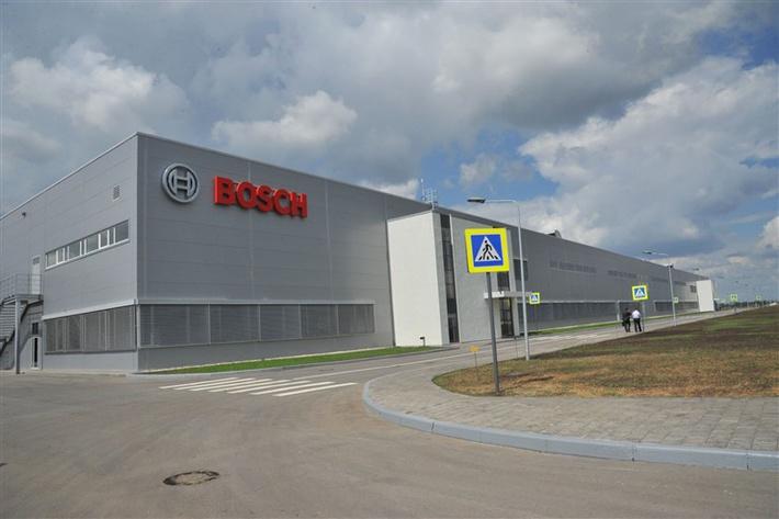 Где создают и создают стиральные машины Bosch