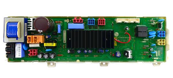Управляющий модуль и элементы электроники
