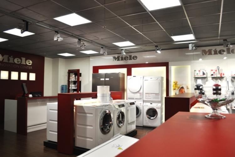 Где производят стиральные машины Милле
