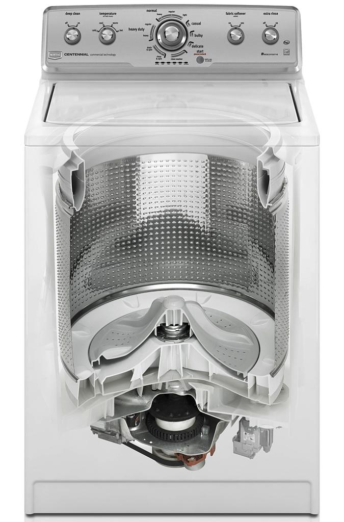 Как устроена активаторная стиральная машина с функцией отжима
