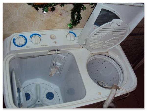 Типичные неисправности стиральных машин-полуавтомат