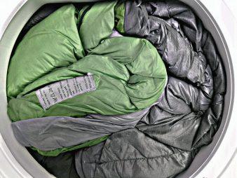 Как правильно стирать палатки