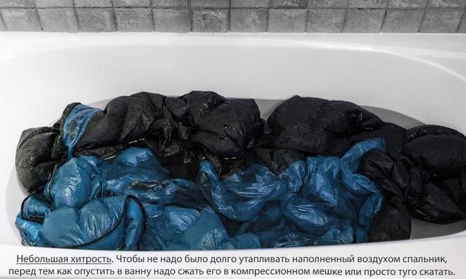 Можно ли стирать спальный мешок: в стиральной машине или вручную