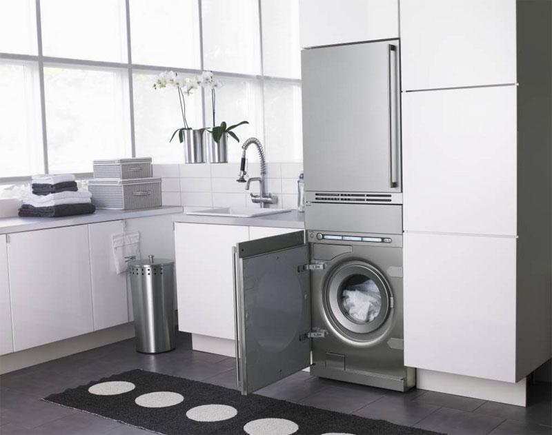 Где производят стиральные машины «Аско»