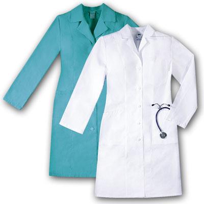 Как правильно стирать медицинский халат
