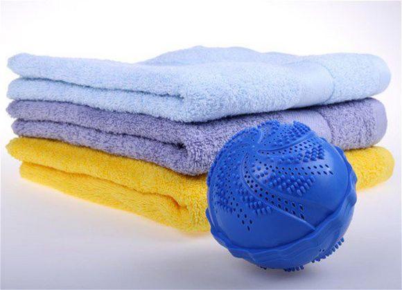 Зачем и как использовать шарики для стирки в стиральной машине