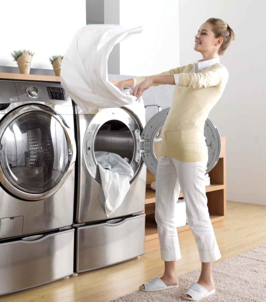 Как правильно стирать постельное белье в стиральной машине