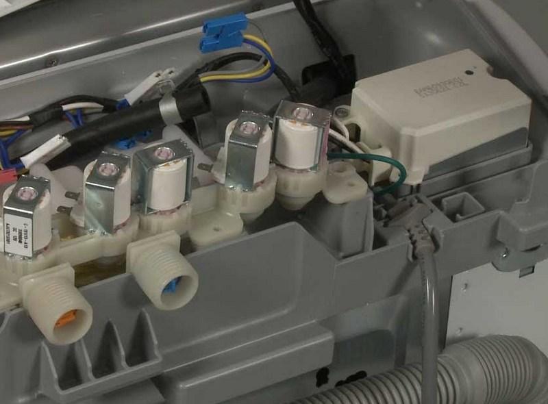 Стиральная машина медленно заливает или совсем не набирает воду
