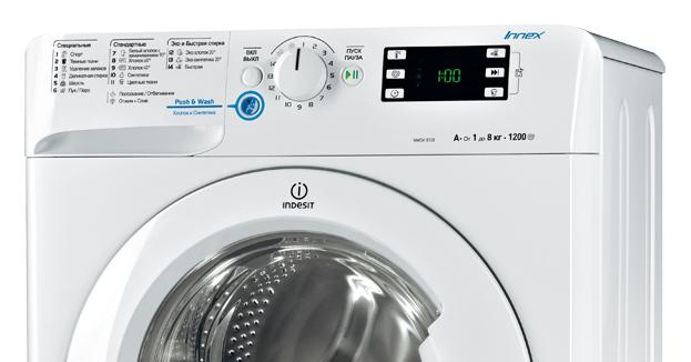 Обзор стиральных машин Indesit – плюсы и минусы