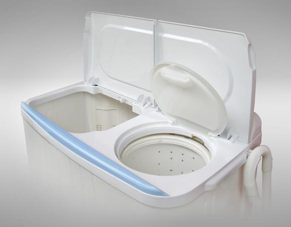 Виды и типы стиральных машин-полуавтомат