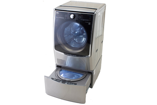 Стиральная машина LG TWIN Wash: особенности
