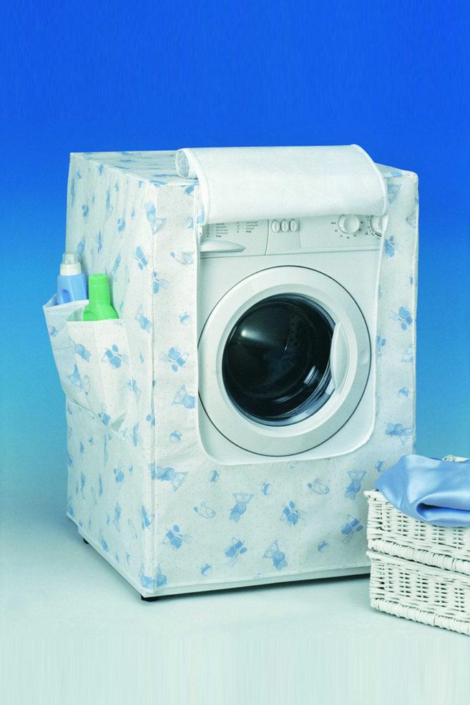 На какие стиральные машины можно купить готовый чехол