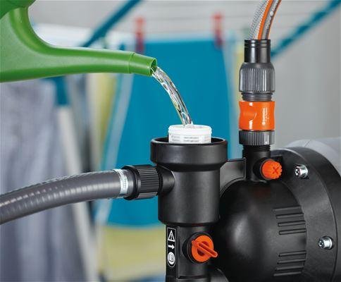 Как подключить стиральную машинку без водопровода