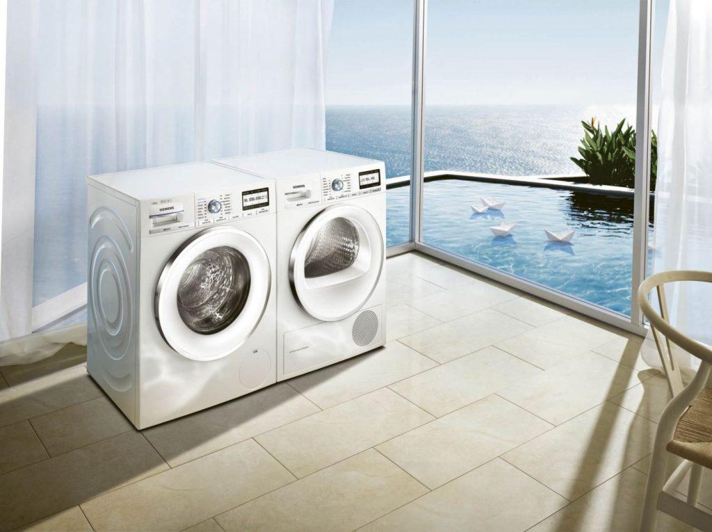 Как работает стиральная машина