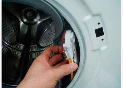 Не открывается дверь стиральной машины: поиск поломки