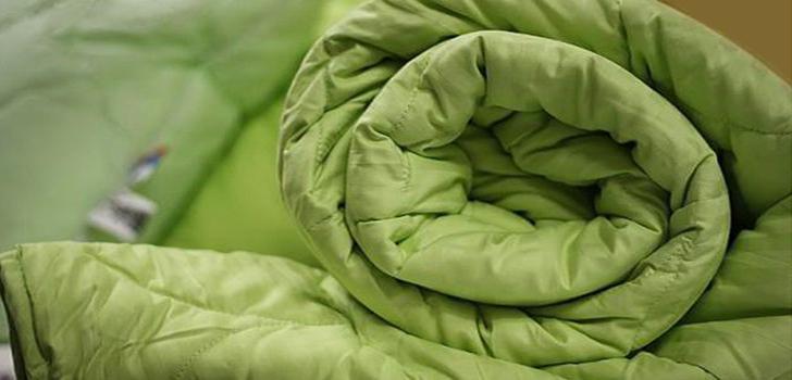 Правильная сушка постельного белья из бамбука