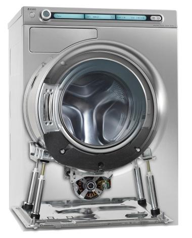 Как устроена стиральная машинка