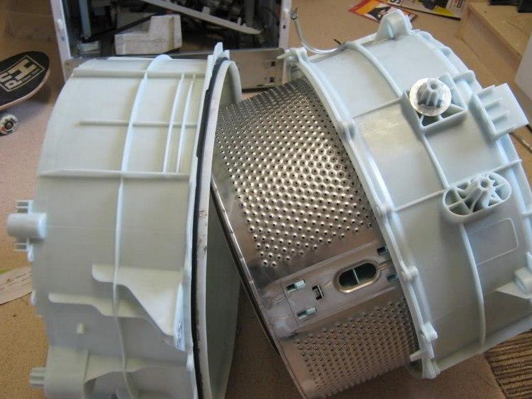 Как сделать соковыжималку из стиральной машины своими руками