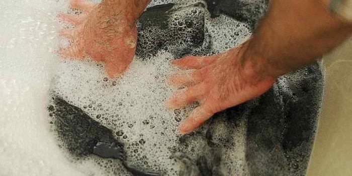 Как постирать пиджак в стиральной машине – правила и советы