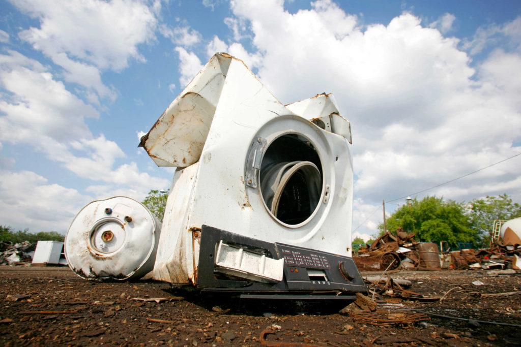 Куда сдать старую стиральную машину выгодно