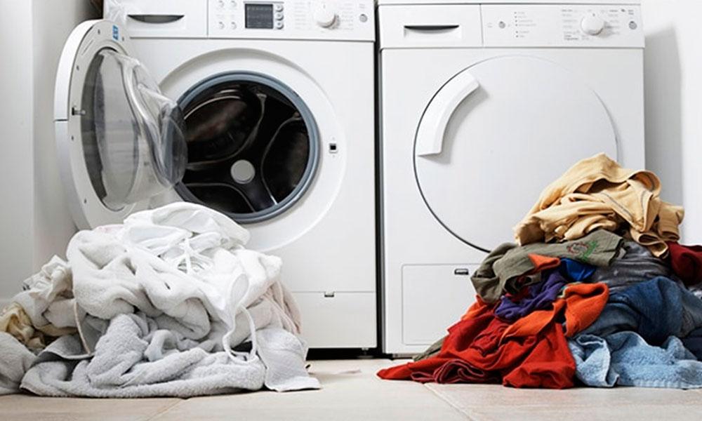 Почему в барабане стиральной машины остается вода
