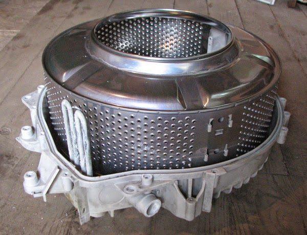 Пошаговый ремонт стиральной машины Электролюкс