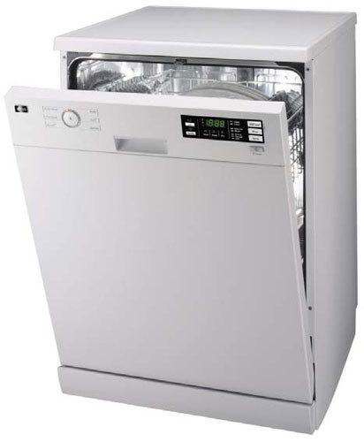 Коды ошибок посудомоечных машин LG