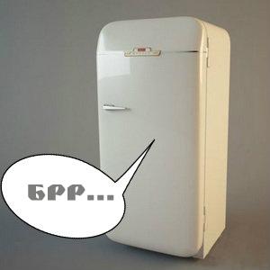 Причины и устранение громкого шума холодильника