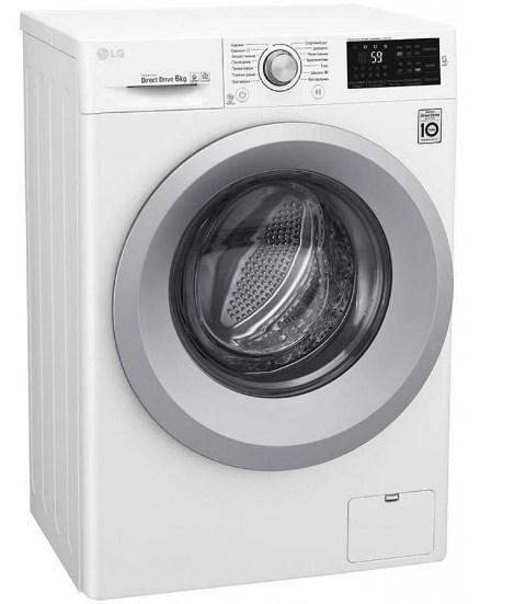 Что такое смарт-диагностика в стиральной машине LG