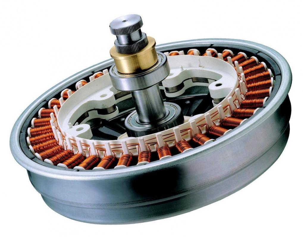 Инверторный двигатель СМА
