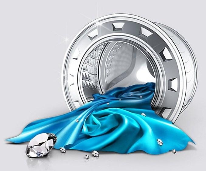 Барабан стиральной машины Diamond Drum